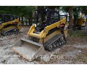 Caterpillar 257D Crawler Dozer