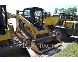 Caterpillar 259D Crawler Dozer