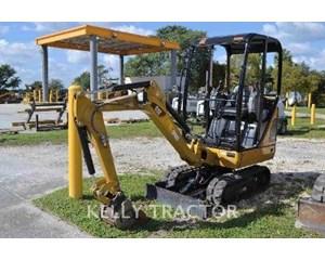 Caterpillar 301.4C Excavator
