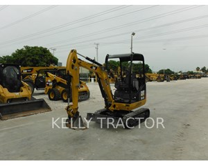Caterpillar 301.7DCR Excavator
