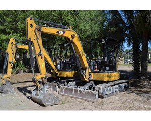 Caterpillar 305.5E2CR Excavator