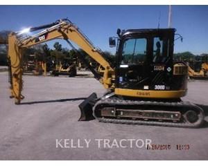 Caterpillar 308DCRSB Excavator