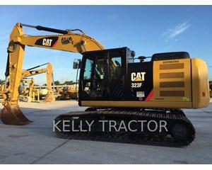 Caterpillar 323FL Excavator