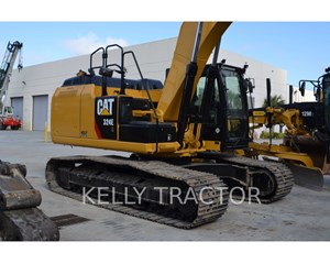 Caterpillar 324EL Excavator