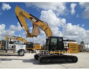 Caterpillar 326FL Excavator