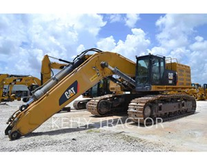 Caterpillar 390FL Excavator