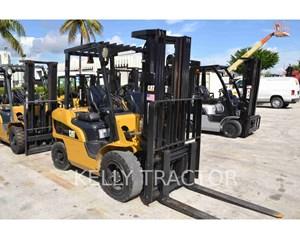 Caterpillar PD6000 Forklift