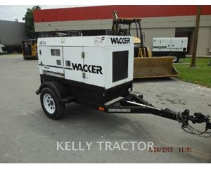 Wacker Corporation G25 Generator Set