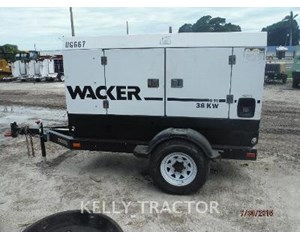 Wacker Corporation G50 Generator Set
