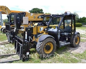 Caterpillar TH255C Telescopic Forklift