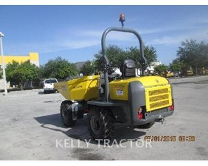 Wacker Corporation DUMPER3001 Utility Vehicle