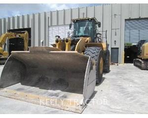 Caterpillar 980M Wheel Loader