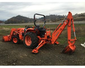 Kubota L3130 Loader Backhoe