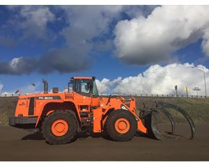 Doosan DL500 Wheel Loader