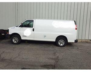 GMC Savana 3500 Van