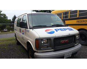 GMC Savannah 3500 Diesel Van