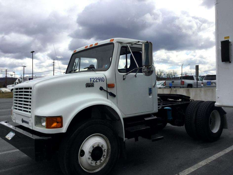 International Tractor Spindle : International single axle tractor for sale