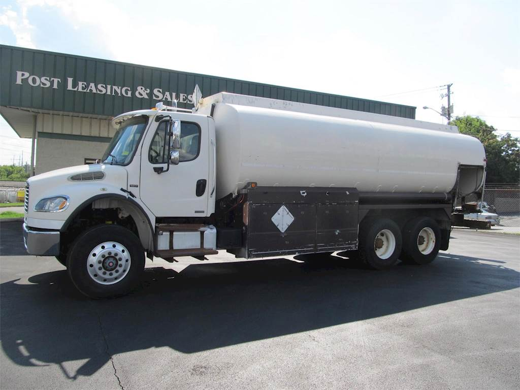 2005 Freightliner M2 106 Gasoline / Fuel Truck For Sale | Knoxville
