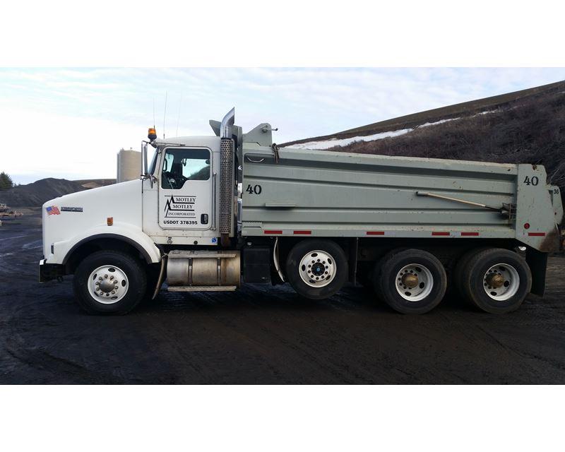 2009 Kenworth T800 Dump Truck For Sale | Pullman, WA ...Kenworth Dump Trucks For Sale Washington