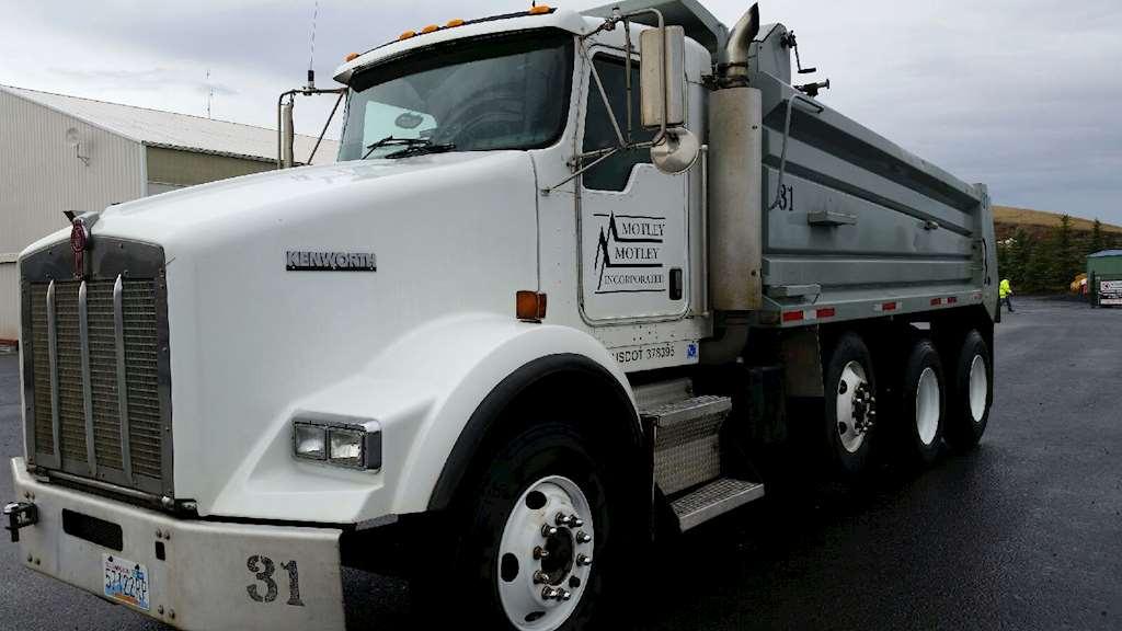 2003 Kenworth T800 Dump Truck For Sale | Pullman, WA ...Kenworth Dump Trucks For Sale