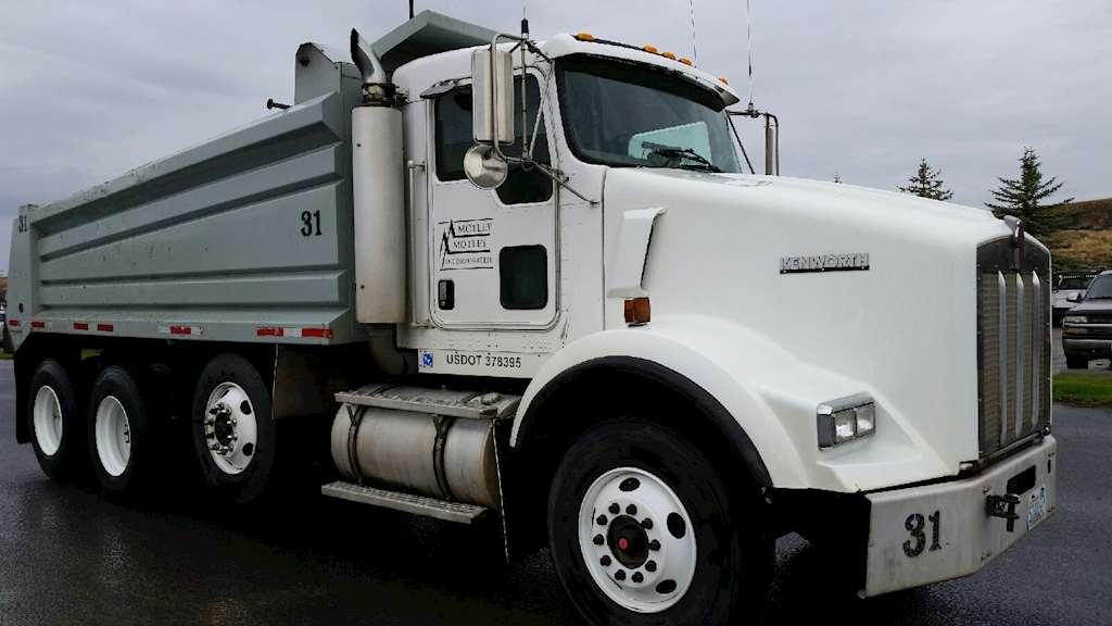 2003 Kenworth T800 Dump Truck For Sale | Pullman, WA ...Kenworth Dump Trucks For Sale Washington