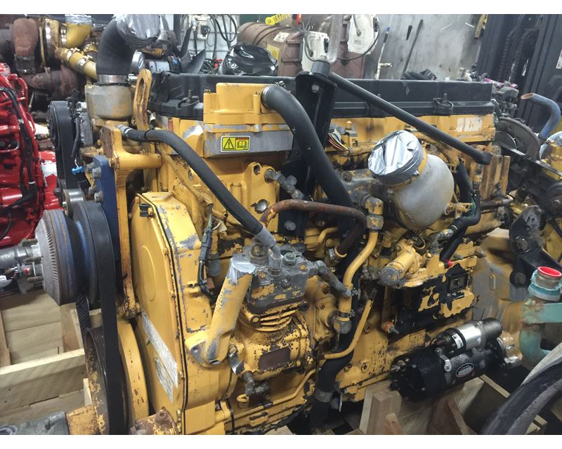 2006 Caterpillar C13 Diesel Engine For Sale 538 210 Miles