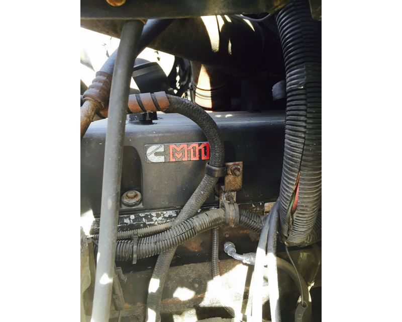 1995 Cummins M11 CELECT PLUS Diesel Engine For Sale | Palmyra, PA | 225632  | MyLittleSalesman com
