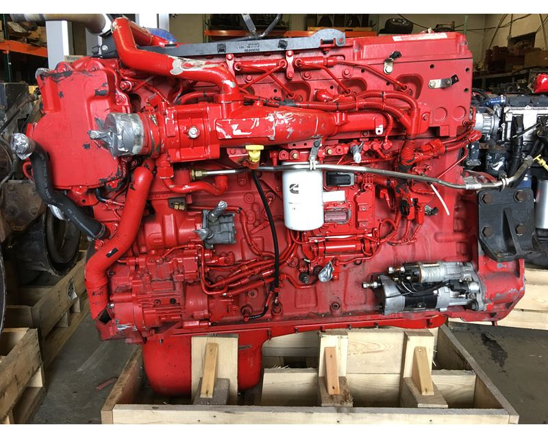 2013 Cummins Isx15 Engine For Sale Palmyra Pa Cpl3938