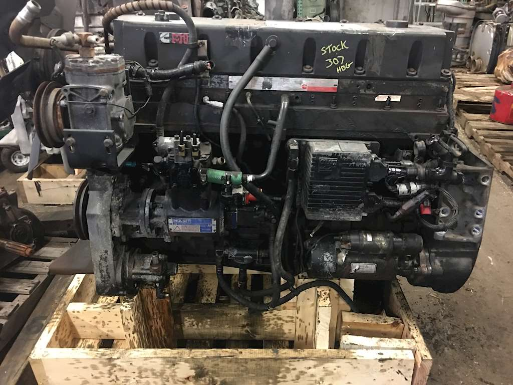 1995 cummins m11 engine for sale palmyra pa cpl 1855 for Motor truck of pa