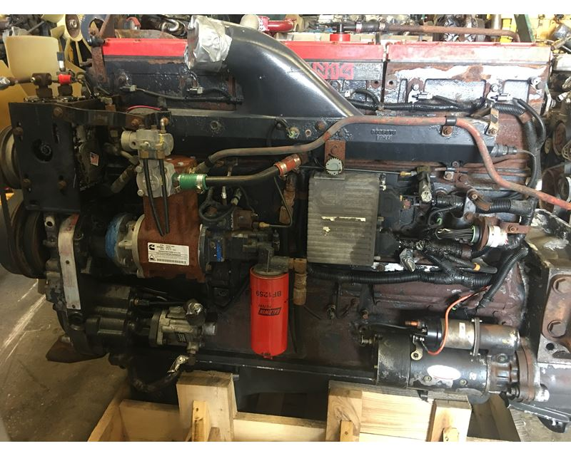 1997 Cummins N14 Celect Plus Engine For Sale Palmyra Pa