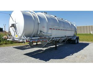 1979 Butler Trailer Manufacturing Pneumatic Bulk Trailer