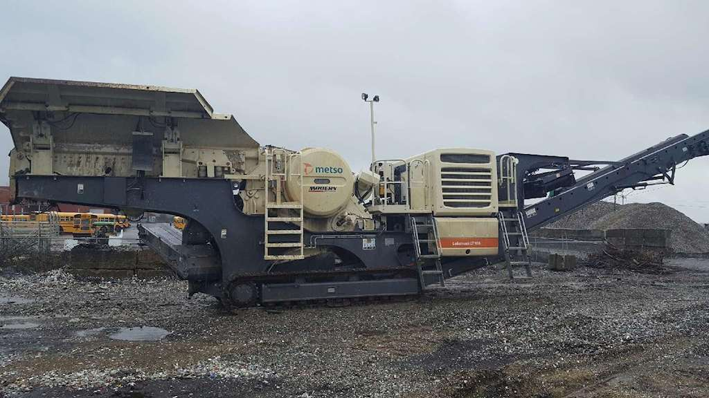 2015 Nordberg LT 106 Jaw Crusher For Sale   Woodburn, OR