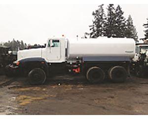 Freightliner 6X6 Water Truck