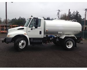 2008 Intenational 4200 Water Truck