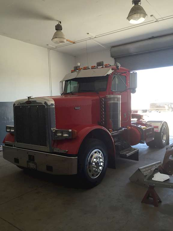 1989 Peterbilt 379 TWO AXLE For Sale, 1,900,000 Miles ...