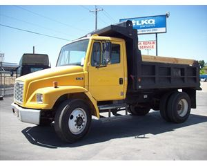 Freightliner FL70 Medium Duty Dump Truck