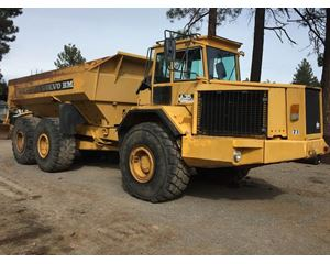 Volvo A35 Articulated Off-highway Truck