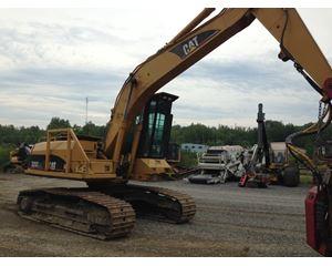 2003 Caterpillar 320CFM Forestry Excavator w/ Keto 660B Processing Head Logging / Forestry Equipment