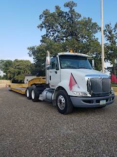 2012 International 8600 Transtar Day Cab Truck - 400HP, 210K Miles, 10  Speed Manual Eaton Transmission