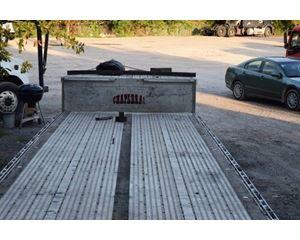 Chaparral Drop Deck Trailer 53x102, Aluminum, Sliding Axle