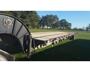 Doonan Drop Deck Trailer 53x102, Tri Axle