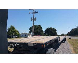 Doonan Drop Deck Trailer 53x102, Spread Axle