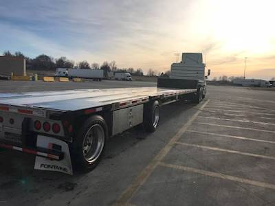 Used Drop Deck Trailers For Sale Itag Equipment