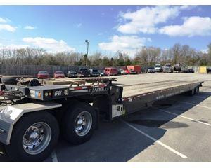 Landoll Drop Deck Trailer 53x102, 17.5 Tires, 440 Traveling Axle