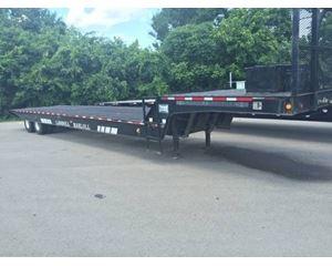 Landoll Drop Deck Trailer 48x102, Closed Axle, 17.5 Tires