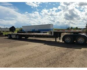 Transcraft Eagle Drop Deck Trailer 48x102, Combo, Spread Axle