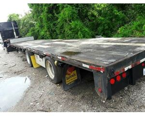 Transcraft Drop Deck Trailer 53x102, Spread Axle