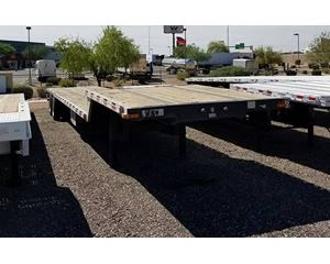 Transcraft Drop Deck Trailer 51x102, Spread Axle