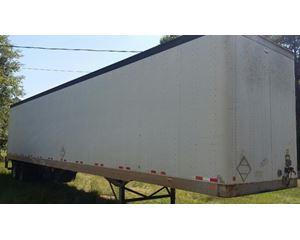 Lufkin Dry Van Trailer 53x102