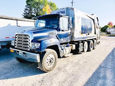 Used Freightliner Trucks For Sale >> 2012 Freightliner 114sd Dump Truck